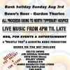 Super Sunday Fundraiser in Bowes Beer garden for North Tipperary Hospice