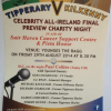 Celebrity All Ireland Hurling Final Preview Night in aid of Suir Haven Centre and Pieta House