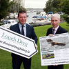 Minister launches dedicated tourism website for Lough Derg www.discoverloughderg.ie