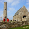 Waterways Ireland lauds tourism potential of Holy Island on Lough Derg