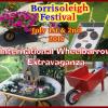 International Wheelbarrow Extravaganza at Borrisoleigh Festival July 1st & 2nd