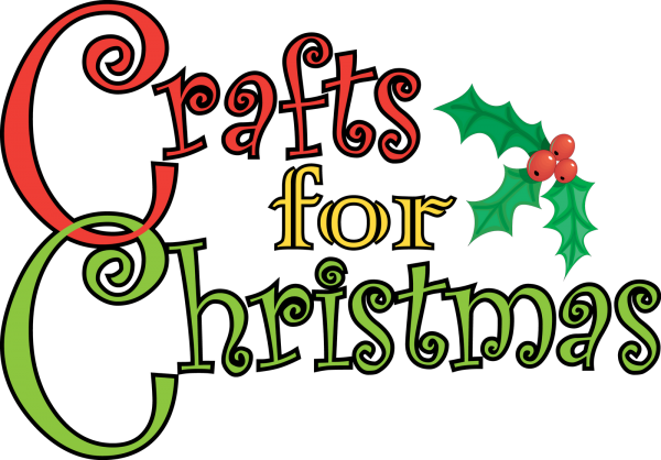 Christmas Craft Fair Clip Art