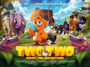 Poster for film Two by Two