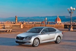 The New ŠKODA Superb on Sale in Ireland this July