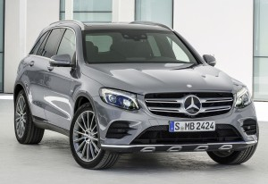 New GLC Mid-Size SUV Further Expands Mercedes Benz Model Range