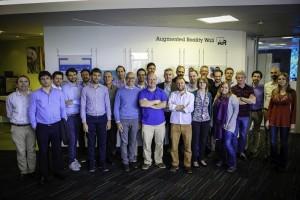 European Collaborators Kick Off Meeting of CogNet