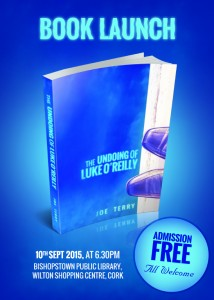 Book Launch By Joe Terry