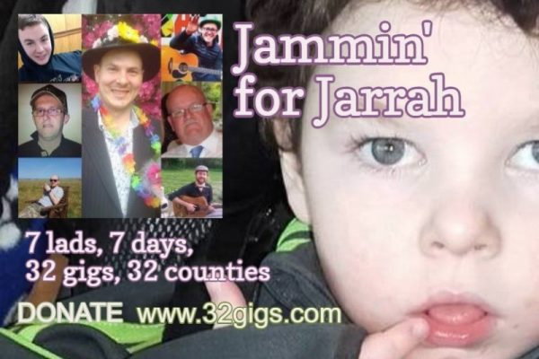 jammin for jarrah 2